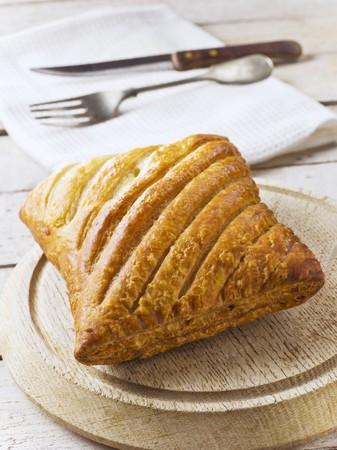 pasty: Chicken and ham pasty