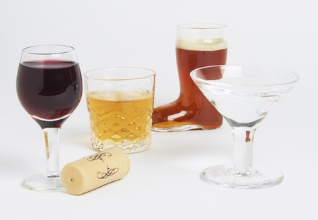 wine cork: Mini Gafas licores; Vino, whisky, cerveza, vodka Martini; Vino Cork