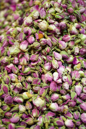homoeopathic: Dried rosebuds (filling picture)