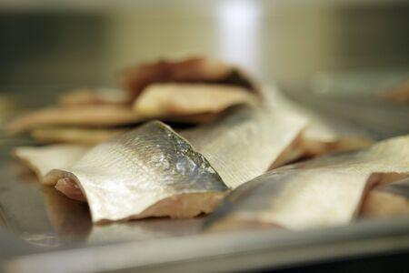 whitefish: Whitefish fillets