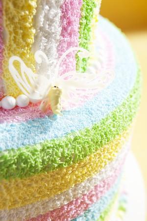 cream cake: Cream cake