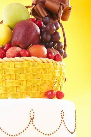 fruitmand: Fruitmand cake LANG_EVOIMAGES