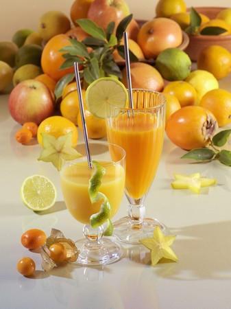 pressed: Freshly pressed fruit juice