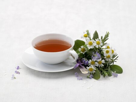 teas: Herbal tea