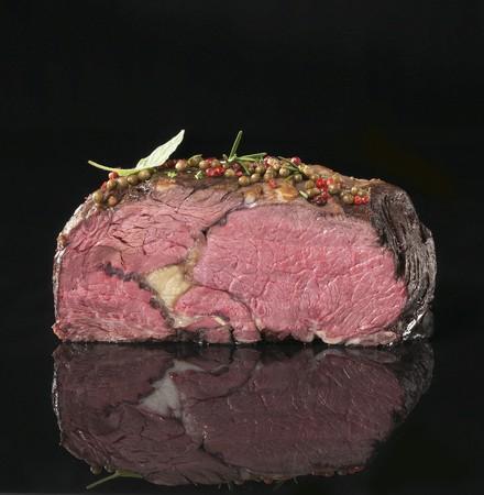 aaa: Entrecote steak, partly sliced LANG_EVOIMAGES