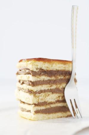 rumania: Dobos torte