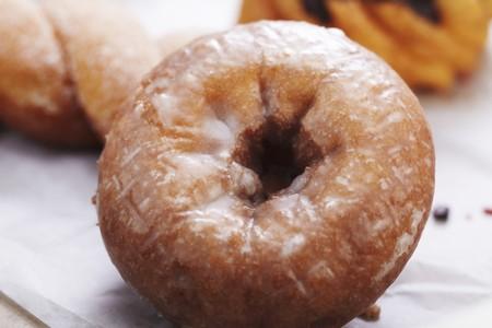 glazes: Glazed Doughnut