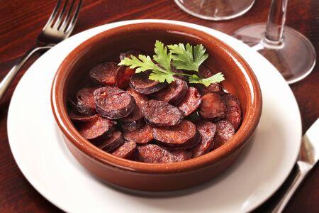 chorizo: Chorizo with parsley LANG_EVOIMAGES