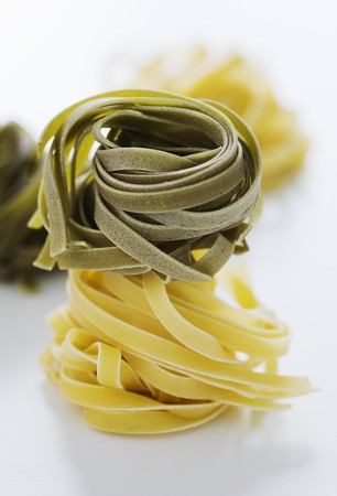space for type: Tagliatelle in two colours LANG_EVOIMAGES