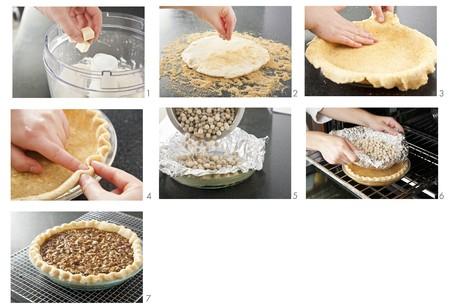 pecan pie: Pasos para Hacer una Pecan Pie LANG_EVOIMAGES