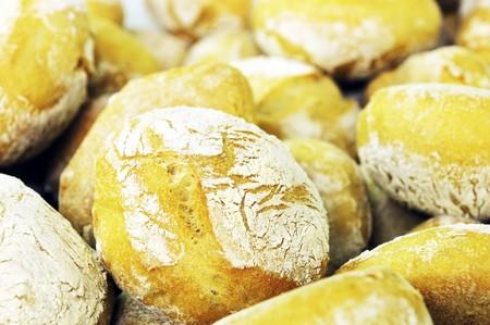 panino: Panini crujientes en una panader�a