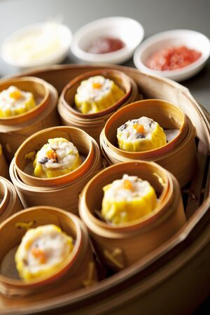 cuisines: Chinese steamed buns