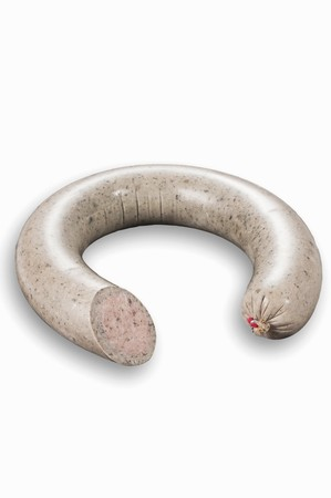 scalded sausage: Pf�lzer liver sausage in a ring LANG_EVOIMAGES