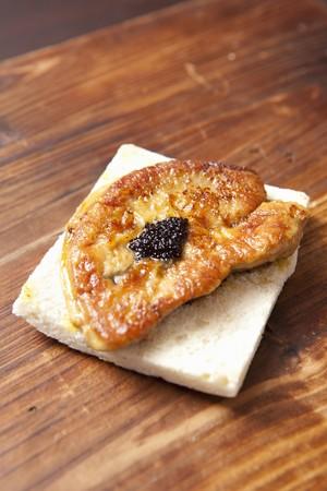 innards: Foie gras