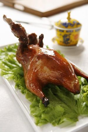 peking: Peking duck (China)