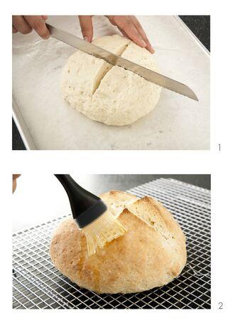 bread soda: Making Irish Soda Bread