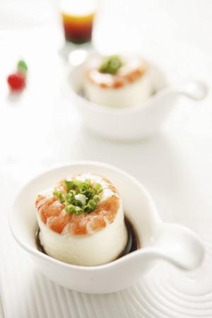 bean curd: Shrimp Tofu