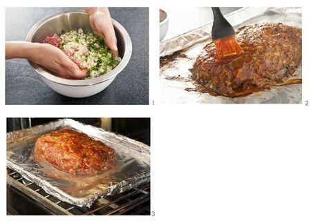 albondigas: Pasos para Hacer Pan con carne LANG_EVOIMAGES