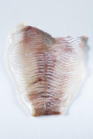 filete de pescado: Un filete de pescado fresco