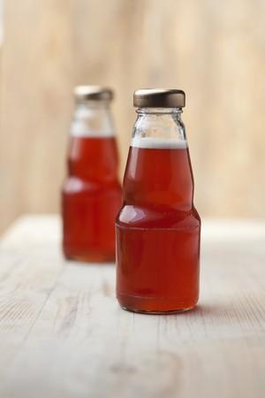 rheum: Rhubarb juice