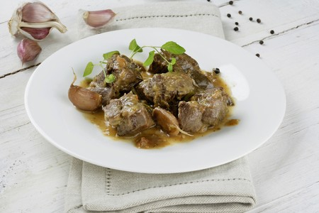 andalusian cuisine: Venison stew (Andalusia)