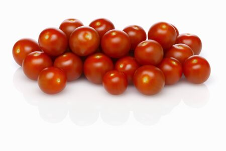 cherry tomatoes: Lots of cherry tomatoes