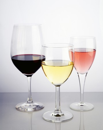 white zinfandel: Red, White and White Zinfandel