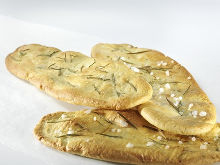 several breads: Mother-in-laws tongues (Lingue de suocera)