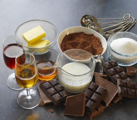 chocolate truffle: chocolate truffle ingredients