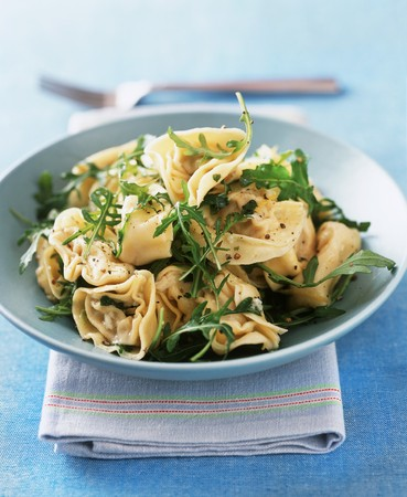 arugola: Tortellini with butter and rocket LANG_EVOIMAGES