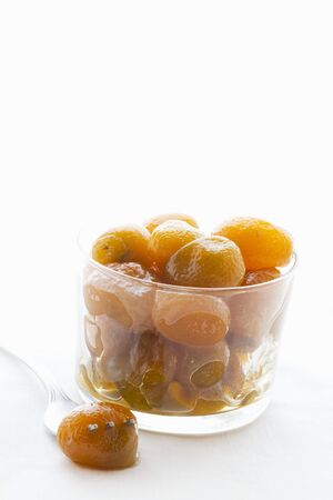 compote: Kumquat compote