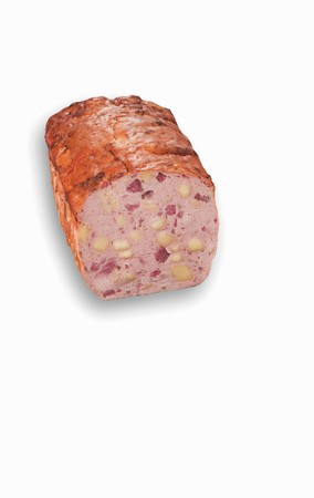 albondigas: Pizza pastel de carne