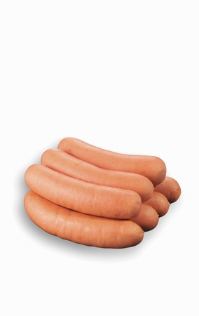 scalded sausage: Sch�bling sausages (scalded sausage, Allg�u, Germany) LANG_EVOIMAGES