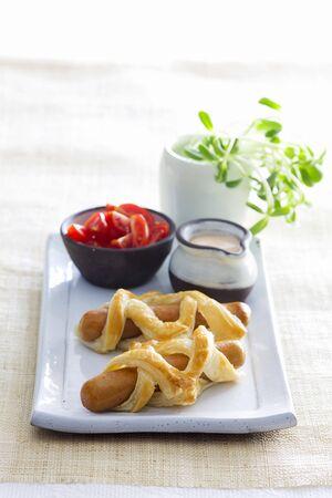 wienie: Sausage rolls LANG_EVOIMAGES