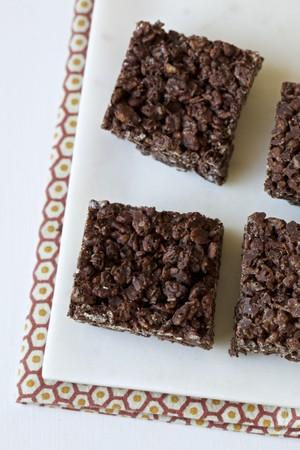 crackles: Australian Chocolate Crackles