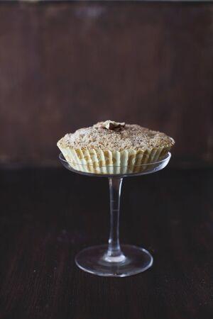 cafe y pastel: Pastel de Caf� con Avellana Streusel Topping