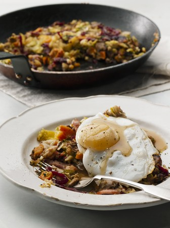 squeak: Boxing Day Bubble & Squeak (England)