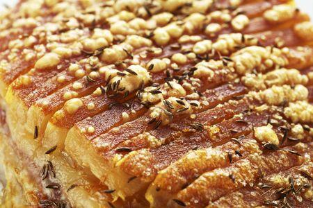 crackling: Roast pork with crackling LANG_EVOIMAGES