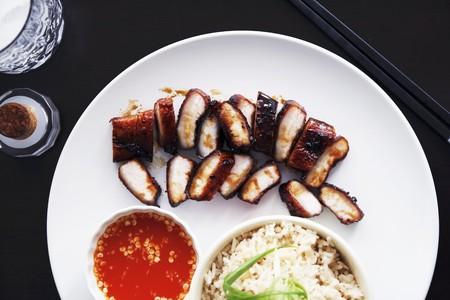 barbecues: Char siu (barbecued pork, China)
