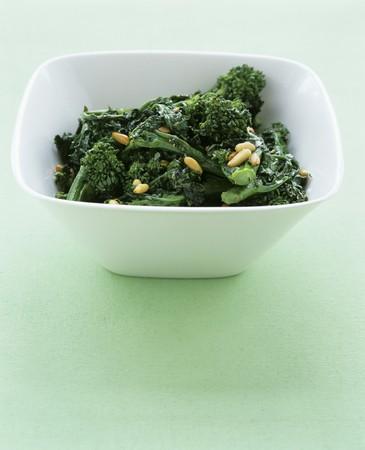 comida: Sauted brócolis