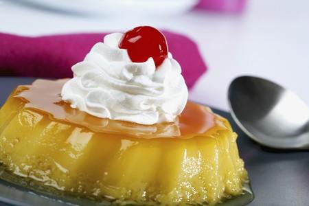 southern european: Tocino de cielo (sweet dessert from Spain)