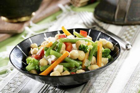 garbanzos: verduras, garbanzos, jud�as verdes LANG_EVOIMAGES