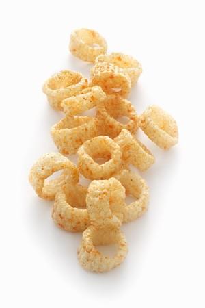 potato crisps: Wheat and potato crisps LANG_EVOIMAGES