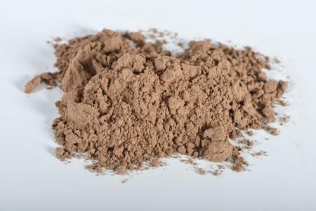 bolus: Red clay (Bolus rubra)