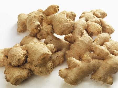 fresh ginger: Fresh ginger roots