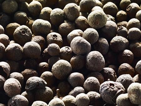 allspice: Allspice berries from Guatemala