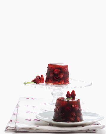 strawberry jelly: Wild strawberry jelly