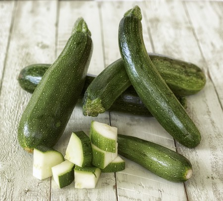 courgettes: Courgettes LANG_EVOIMAGES