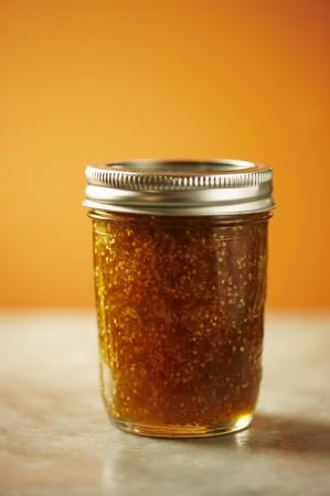 ground cherry: Small Jar of Husk Cherry (Ground Cherry) Jam