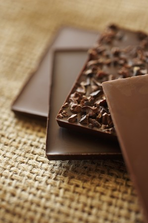 chocolate bars: Assorted Chocolate Bars
